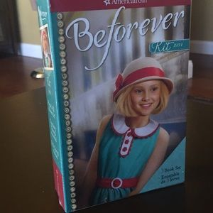 NEW/Sealed American Girl 3 Piece/Story Book Set 💗
